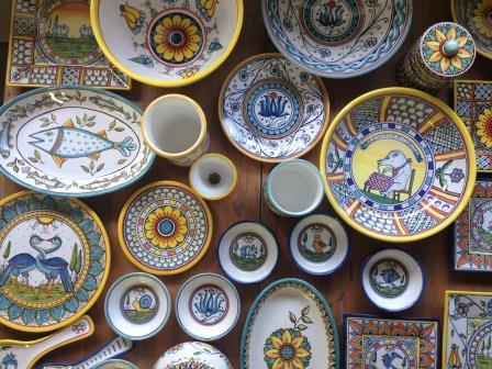 Susanna Italiana Pottery